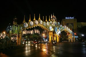 light Rattanakosin Island